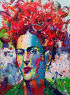 Frida POP, de David Partida Montoya