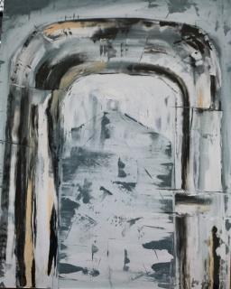 Mauricio Alfaro - Arco del carrusel (Paris), 1997