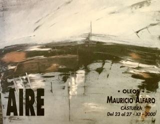Exposición.AIRE I (Badajoz)