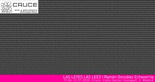 Las leyes las lees - Ramón González Echeverría
