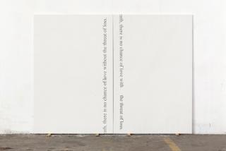 María Tinaut. Sin título, y todavía verano — Cortesía de la galería Rosa Santos