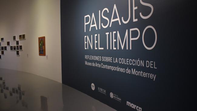 Paisajes en el tiempo. Reflexiones sobre la Colección del Museo de Arte Contemporáneo de Monterrey — Cortesía del Museo de Arte Contemporáneo de Monterrey (MARCO)