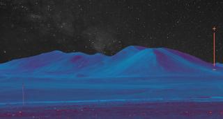 El paisaje como dato