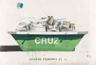 "Manuel Quintana Martelo. Serie ""Containers"", 2012-2020"