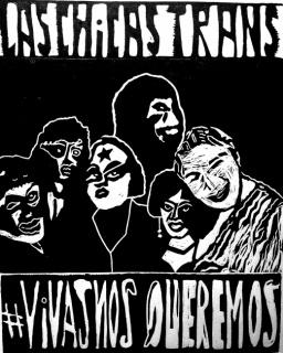 Campaña Gráfica Vivas nos queremos Argentina, 2017 — Cortesía del Museo Nacional del Grabado