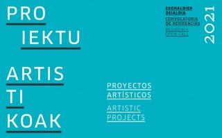 Convocatoria de residencia para el desarrollo de proyectos artísticos 2021