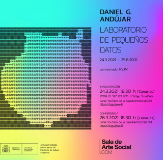 Daniel G. Andújar. Laboratorio de pequeños datos