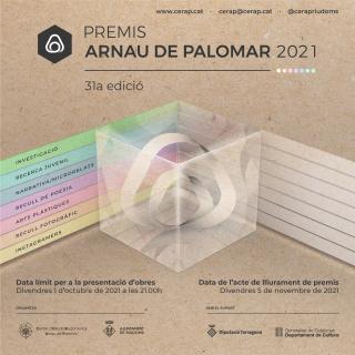 Premis Arnau de Palomar 2021