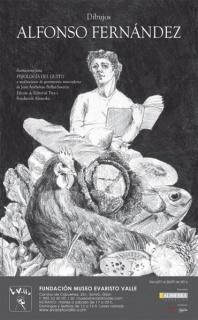 Alfonso Fernández, Ilustraciones para \'Fisiología del gusto\'