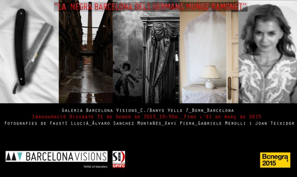 La negra Barcelona dels germans Muñoz Ramonet