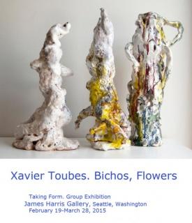 Xavier Toubes, Bichos, Flowers