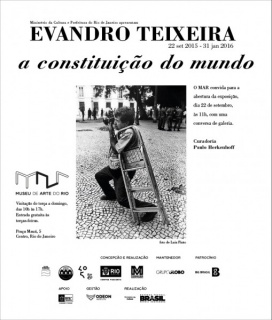 Evandro Teixeira, A constituição do mundo