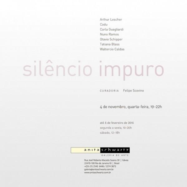 Silêncio impuro