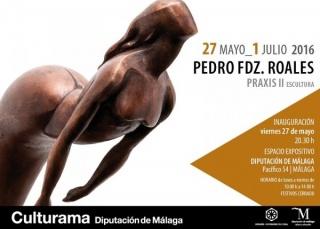 Pedro Fdz. Roales. Praxis II Escultura