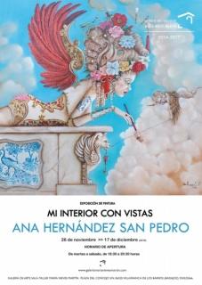 Ana Hernández de San Pedro, Mi interior con vistas