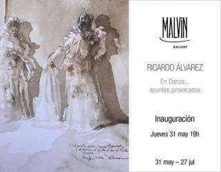 Ricardo Álvarez. En danza… apuntes provocados