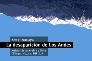 La desaparición de Los Andes. Imagen cortesía Espacio Pla