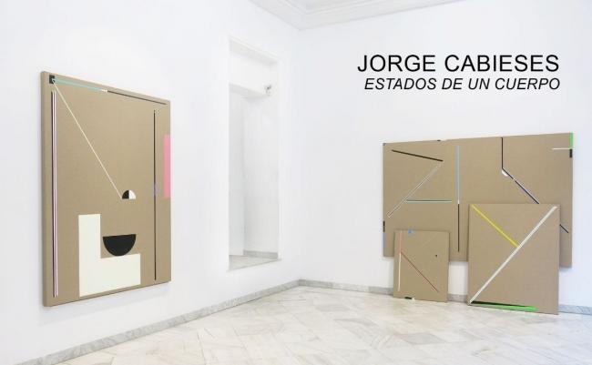 Jorge Cabieses. Estados de un cuerpo
