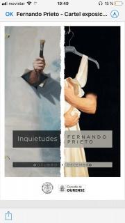 Fernando Prieto. Inquietudes
