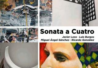 Sonata a Cuatro. Galería Cortabitarte