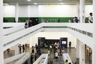SP-Arte 2019. Photo by Je?ssica Mangaba — Cortesía de SP Arte Eventos Culturais Ltda.