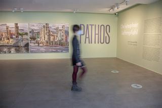 Christopher Lehmpfuhl © Museo Würth La Rioja. Laura Peña Ibáñez
