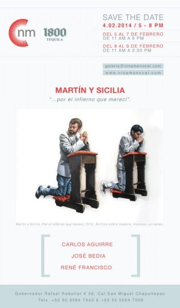 Martín y Sicilia