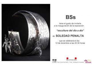 Soledad Penalta, Escultura del día a día