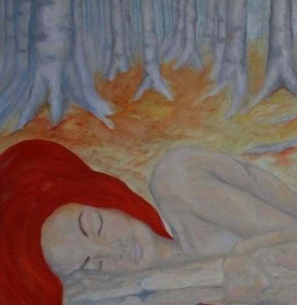 El sueño de la Bella del Bosque. Tatiana Restrepo