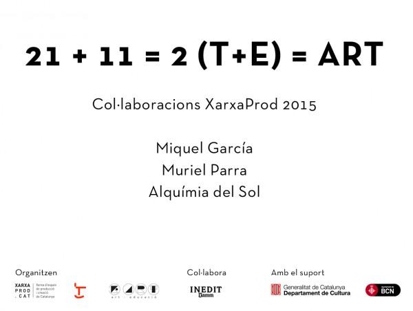 col·laboracions Xarxaprod 2015