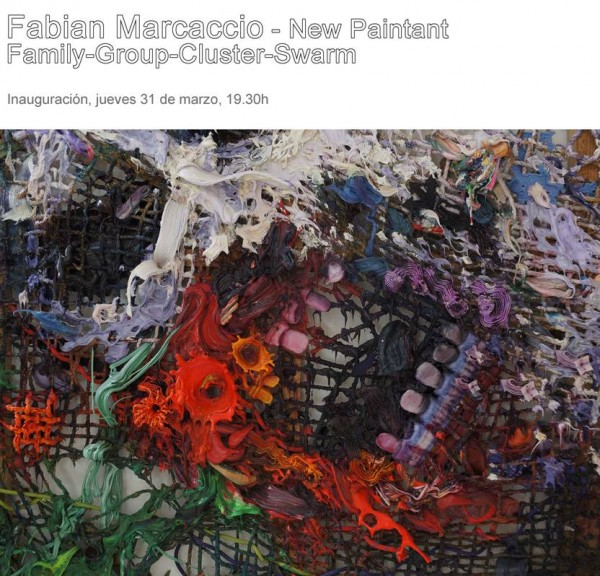 Fabian Marcaccio, New Paintant Family-Group-Cluster-Swarm