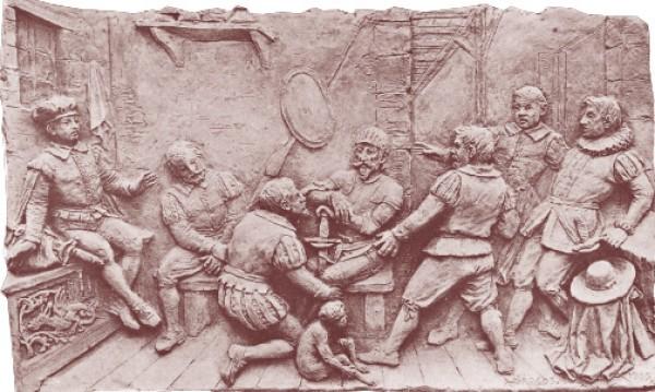 IV Centenario da Morte de Cervantes