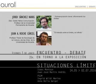 Encuentro | Debate en torno a Situaciones Límite