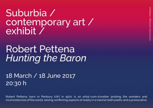 Hunting the Baron / Robert Pettena