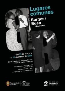 Lugares Comunes, Burgos-Buea (Camerún). Sobre la normalización de la representación fotográficas