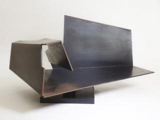 Jorge Oteiza, Convergencia para un vacío – Cortesía de la Galería Michel Mejuto