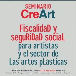 CreArt: Seminario Fiscalidad y Seguridad Social
