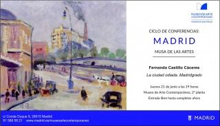 Fernando Castillo Cáceres: La ciudad odiada. Madridgrado