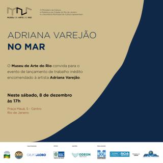 Adriana Varejão.mImagen cortesía  MAR