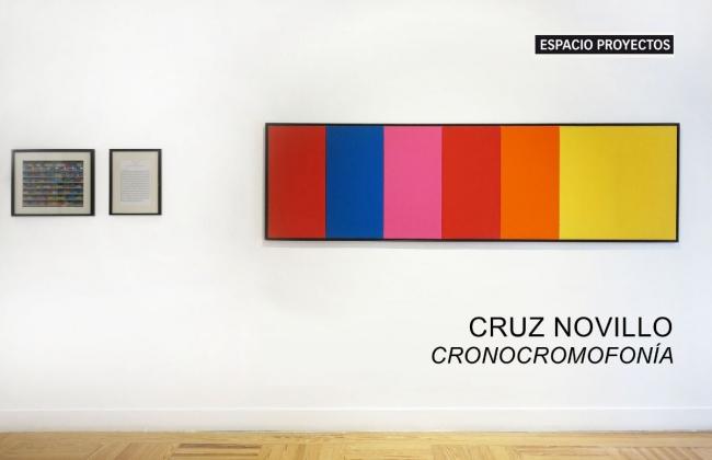Cruz Novillo. Cronocromofonía