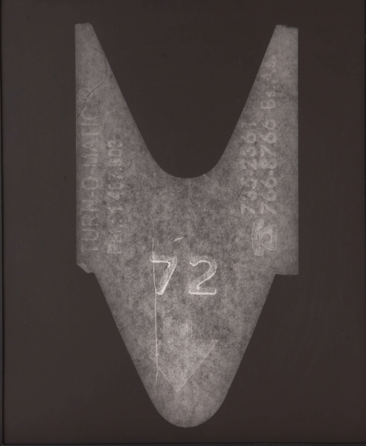 Andrea Ostera Sin título, 1998 — Cortesía del Museo Nacional de Bellas Artes