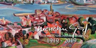 Menchu Gal — Cortesía de la Sala Koldo Mitxelena