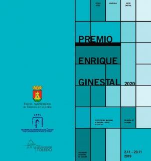 Portada Bases Enrique Ginestal 2020
