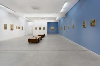 Vista de la exposición de Miguel Bakun en Simões de Assis — Cortesía de Simões de Assis