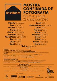 Basaltades - Mostra confinada de fotografia 2020