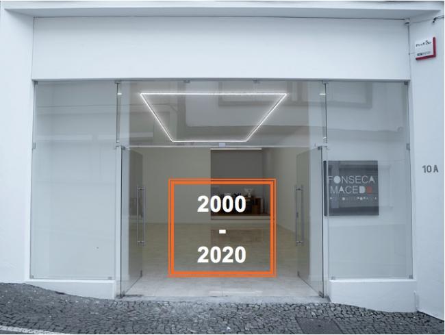 2000-2020: 20 Anos de Exposições