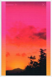 Lionel Cruet DuskDaybreak 1, 2020 Archival pigment print on photographic paper 30 x 20 in 76.2 x 50.8 cm