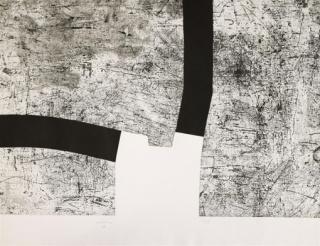 Chillida, Aizatu — Cortesía de la galería Atelier