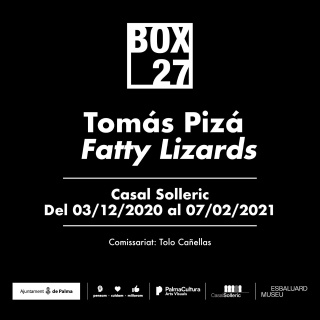 Tomás Pizá. Fatty Lizards