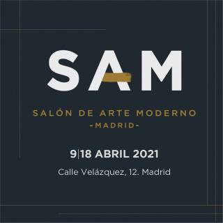 SAM – Salón de Arte Moderno de Madrid 2021